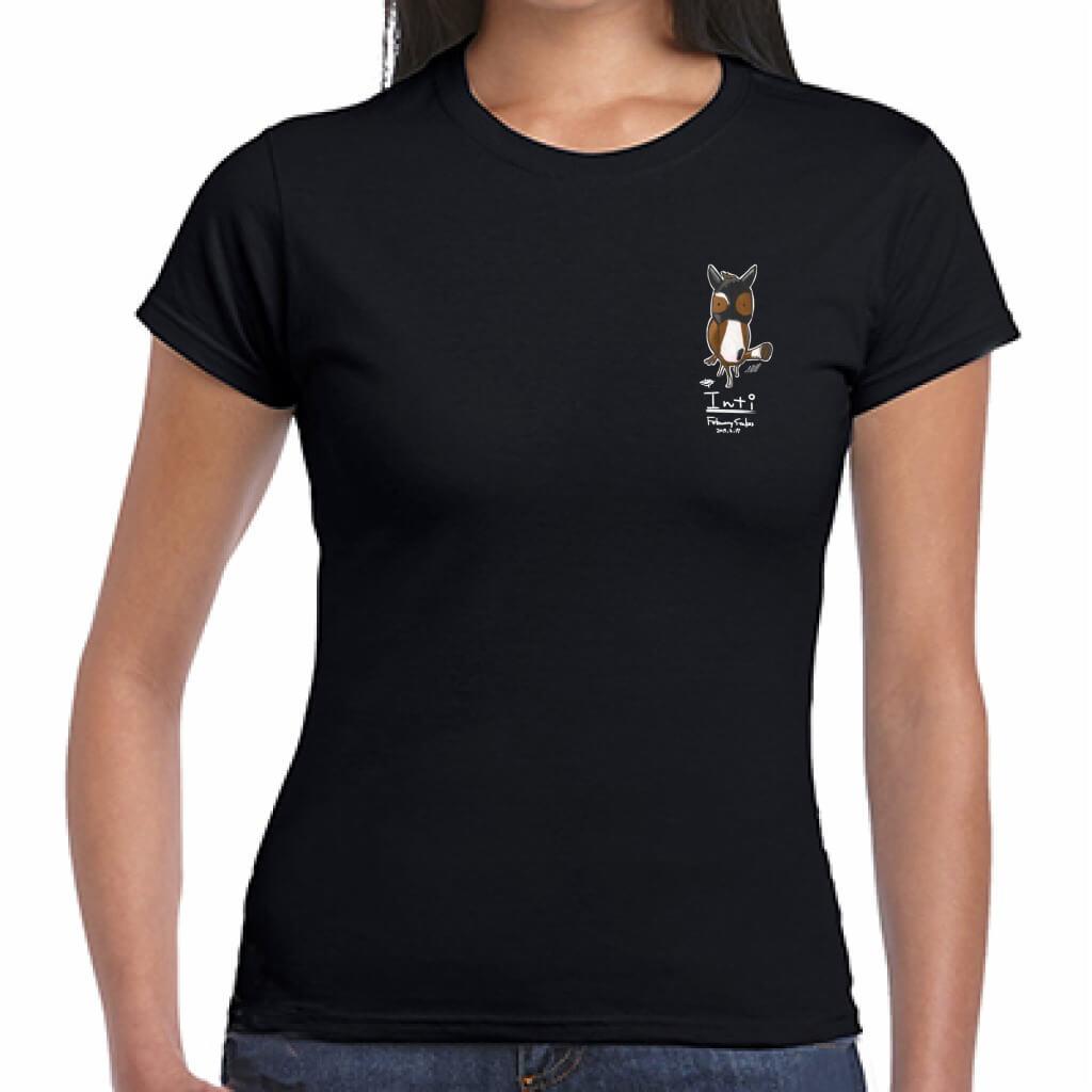 インティ Tシャツ フロント