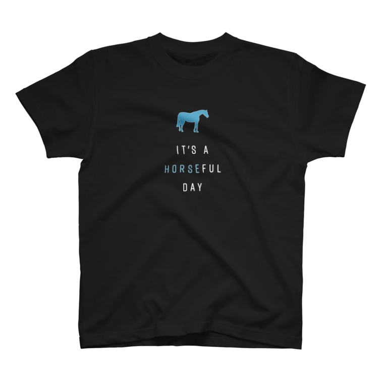 It's a horseful day